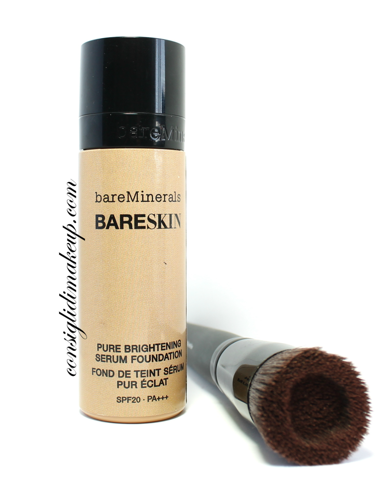Review: Fondotinta Bareskin e Perfectin Face - bareMinerals
