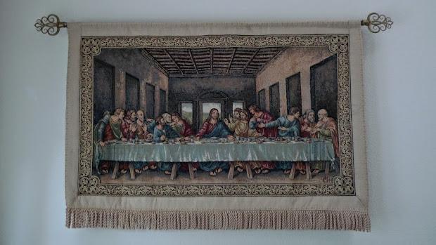 """Ms. Ellaneous """"cenacolo Vinciano"""" - Supper"""