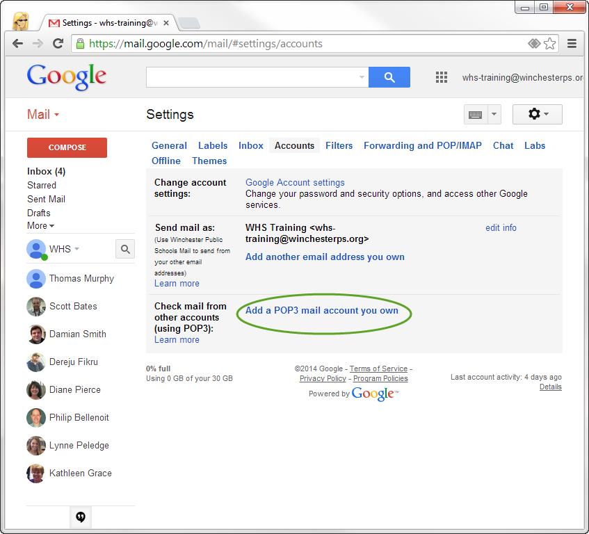 how to move mail from gmail to google drive