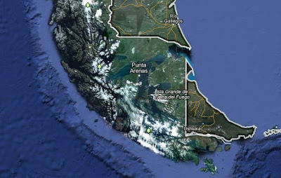 Los otros Triángulos de las Bermudas
