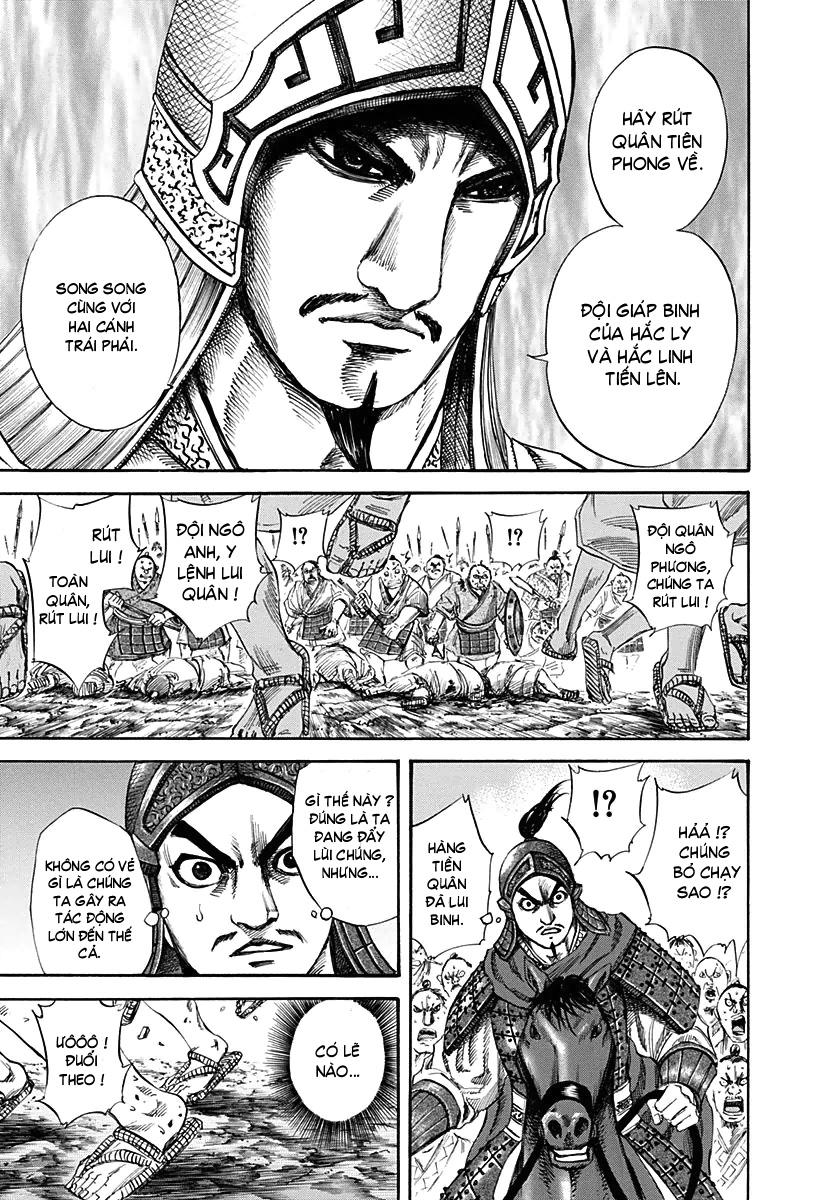 Kingdom – Vương Giả Thiên Hạ (Tổng Hợp) chap 122 page 5 - IZTruyenTranh.com