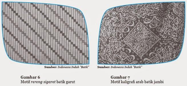 Mengenal Motif Batik Belajar Serbaneka