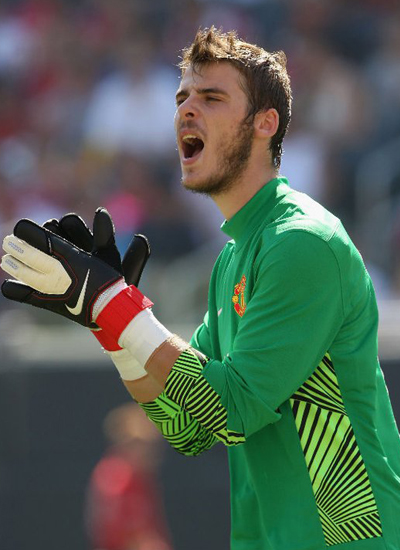 De Gea Manchester United Photos