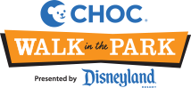 I'm excited to participate in the 2016 CHOC Walk in the Park.