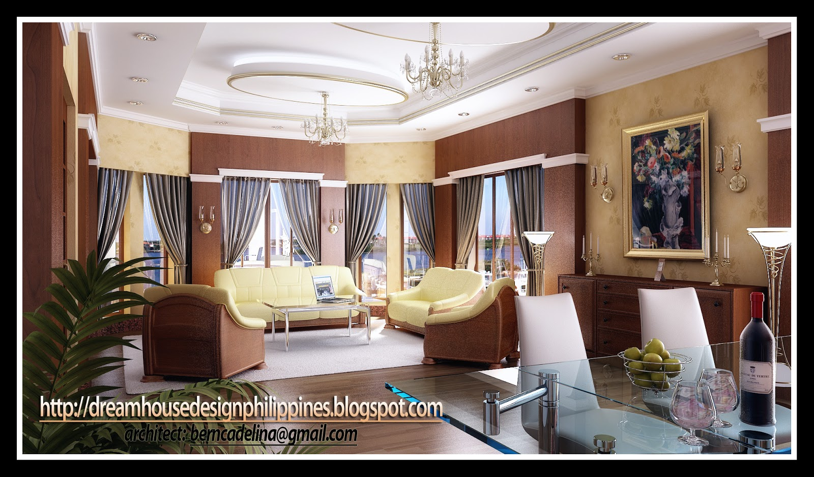 Interior House Design Philippines