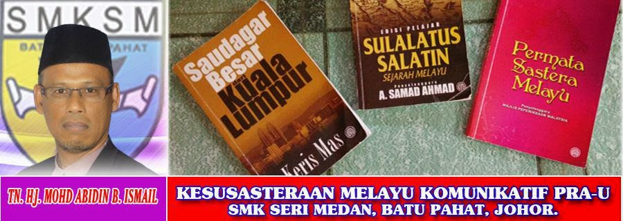 KMK PRA-U SMK SERI MEDAN