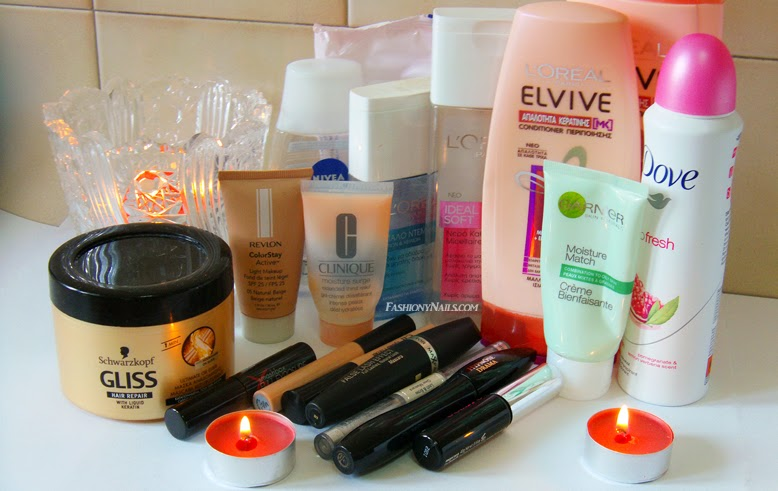Empties ft Lancome, Clinique,Benefit, L'Oreal and more