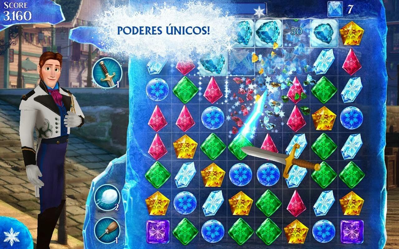 Frozen Free Fall  v1.72 Full Hile Mod Apk İndir