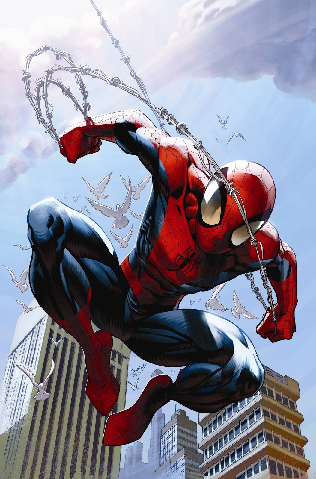 Ultimate spider man comic - photo#1