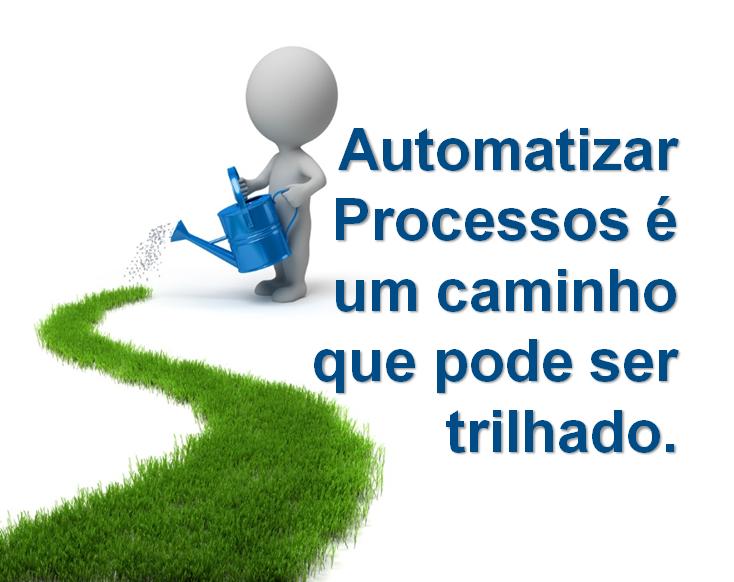 Automatizar Processos é um caminho que pode ser trilhado.