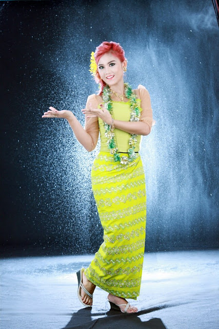 the best photo collection of thuzar maung