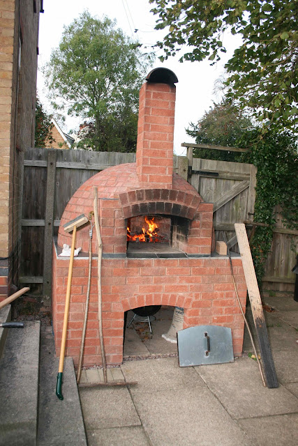 Brick Pizza Oven Brick Phone Picture