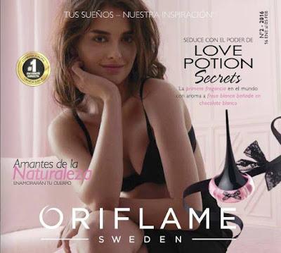 catalogo oriflame mexico C-2 2016