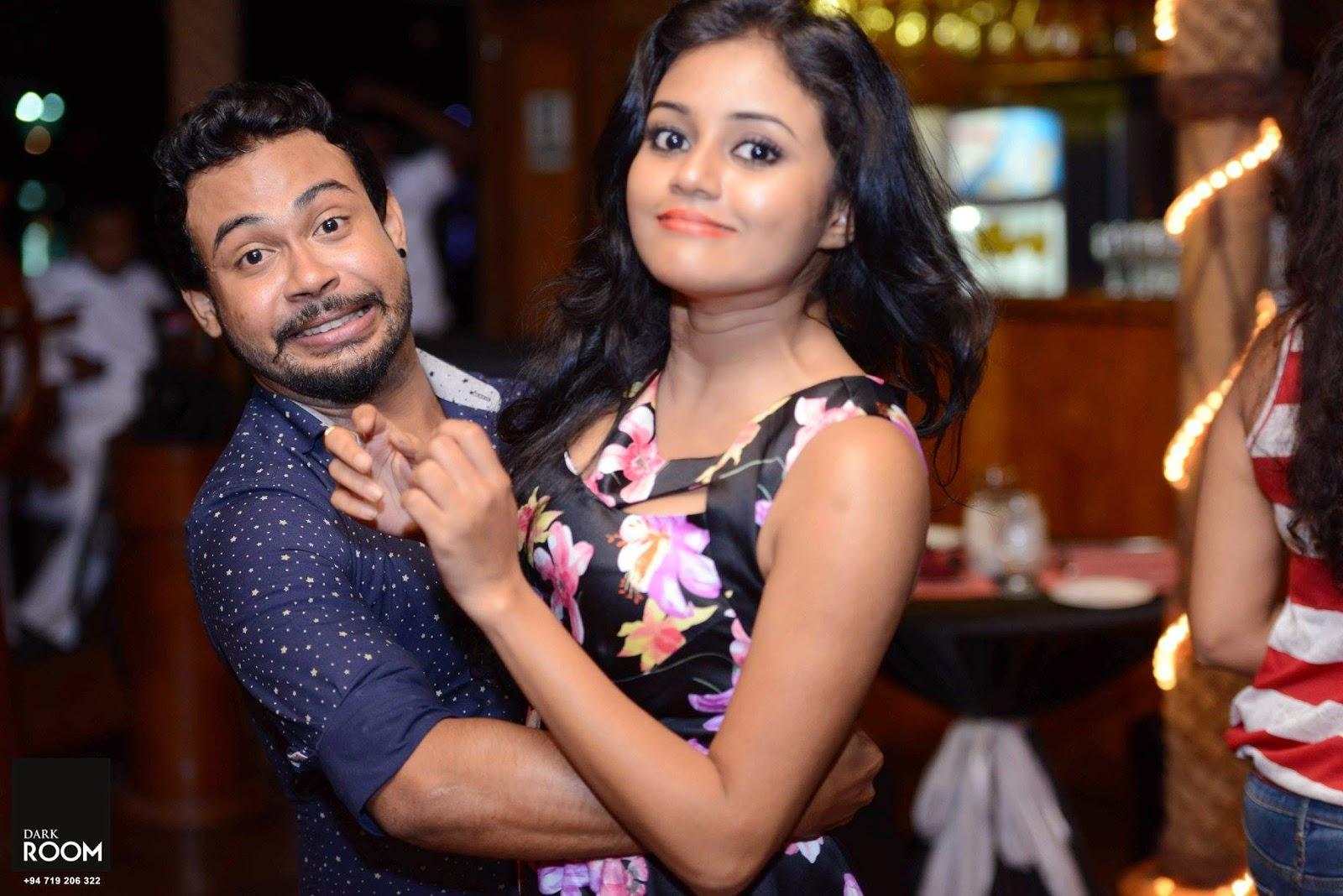 Dinakshie Priyasad hug