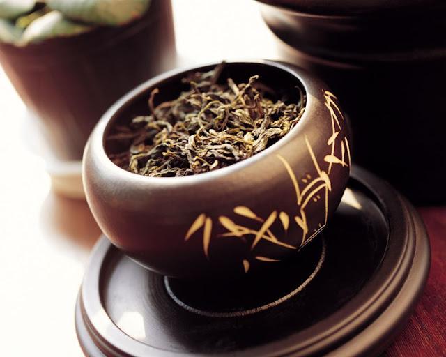 普洱茶(Pu-erh Tea)