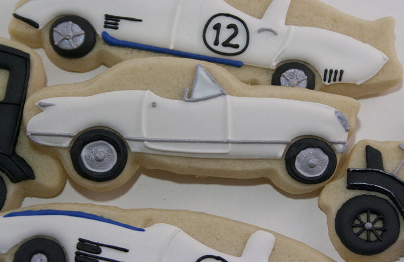 Philadelphia Auction Cars >> Jaclyn's Cookies: Classic Cars for a Cause