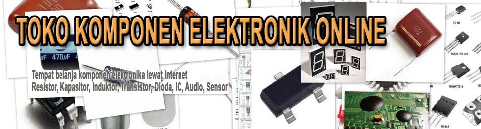 Toko Komponen Elektronik Online