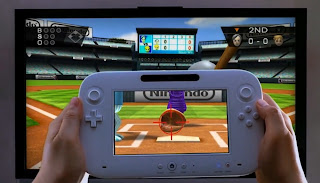 Wii U TV interface