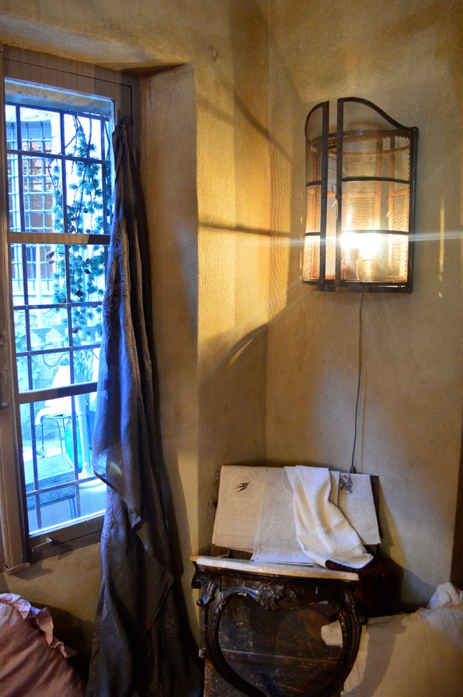 illuminazione da parete