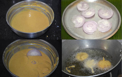 how to make bajji