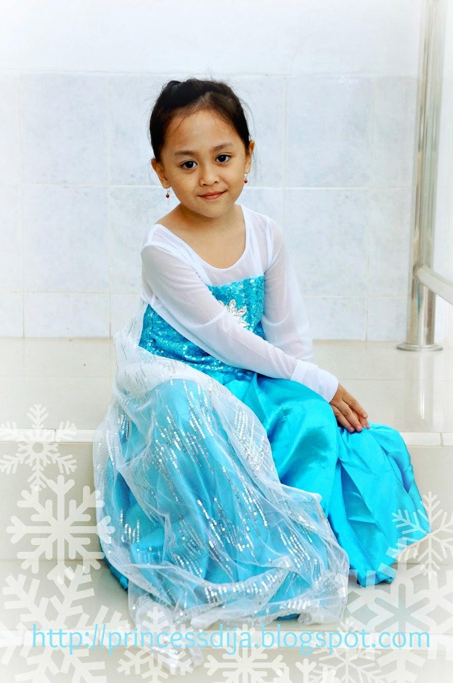 dija princess queen elsa frozen