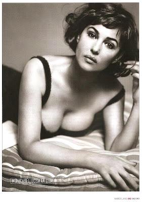 Monica Bellucci GQ Photoshoot