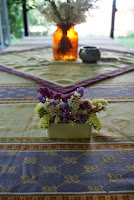 Statice flowers home decoration diy