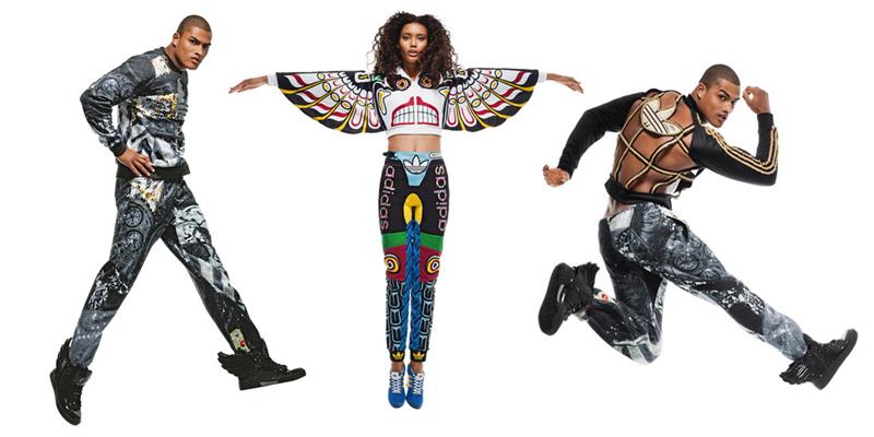jeremy scott adidas clothing