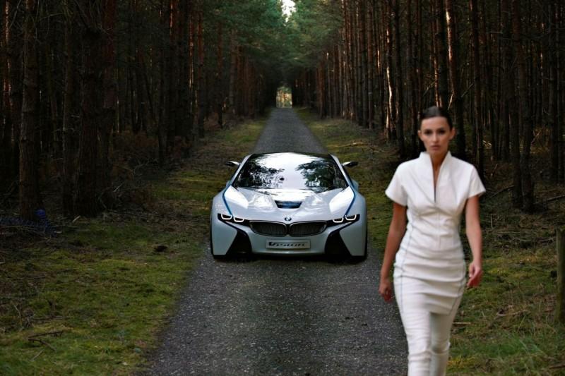 2009 BMW EfficientDynamics Concept ~ CAR REPORT