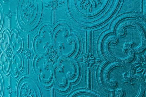 throwback anaglypta wallpaper from just 8 a roll your