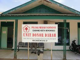 Unit Donor Darah PMI Kota Bengkulu
