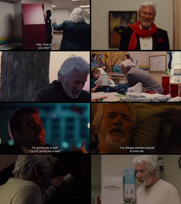 The Benefactor 2015 English 480p WEB-DL 300mb ESubs