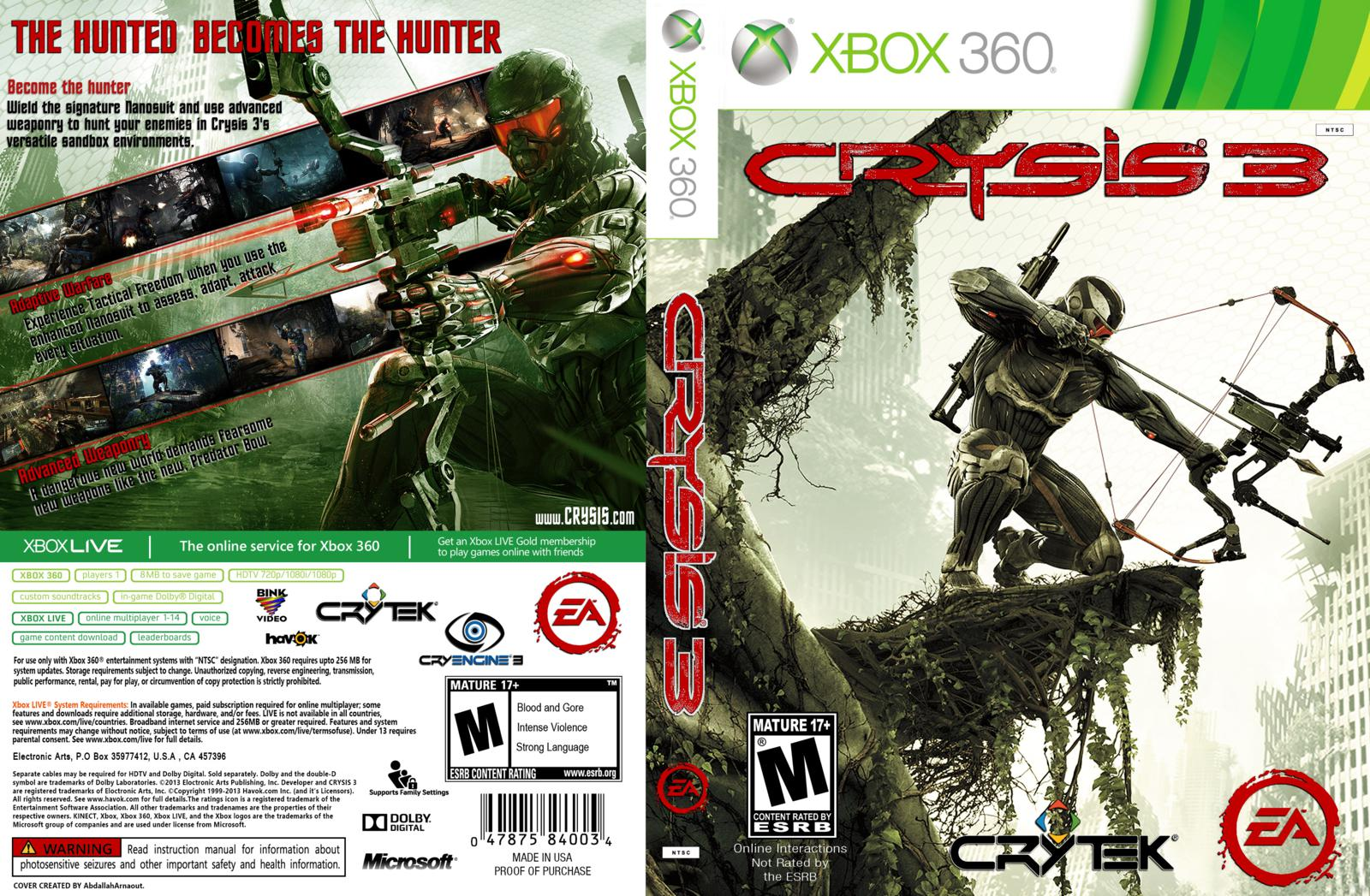 difference between crysis 3 hunter edition and digital deluxe