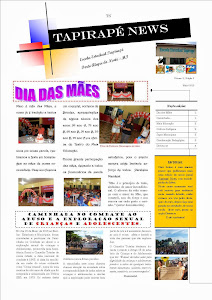 Tapirapé News - 3ª Edição