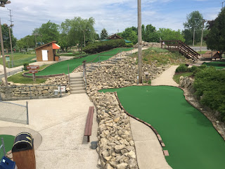 Miniature Golf at Pirate's Cove Original Adventure Golf & Family Fun Center in Wisconsin Dells