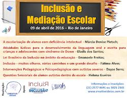 Inclusão e Mediação Escolar 2016