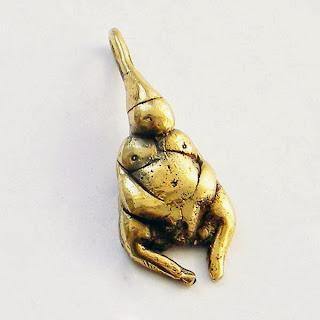 """Кулон """"Венера"""" - глюкоморье украшения ручной работы подвески"""