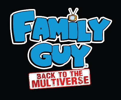 Family Guy: Back To The Multiverse Logo - We Know Gamers
