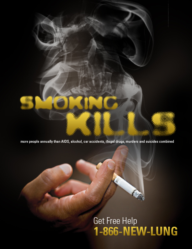 smoking kills teens