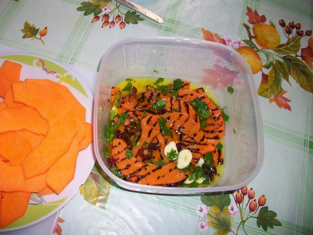 una ricetta non ricetta: zucca arrostita