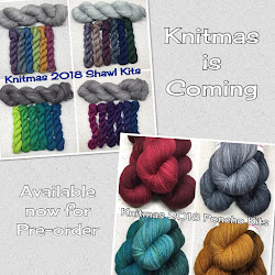 Marinated Yarns & Katinka Designs