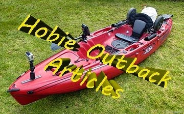 Hobie Outback Articles