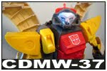 オメガ巨人強化装備 CDMW-37