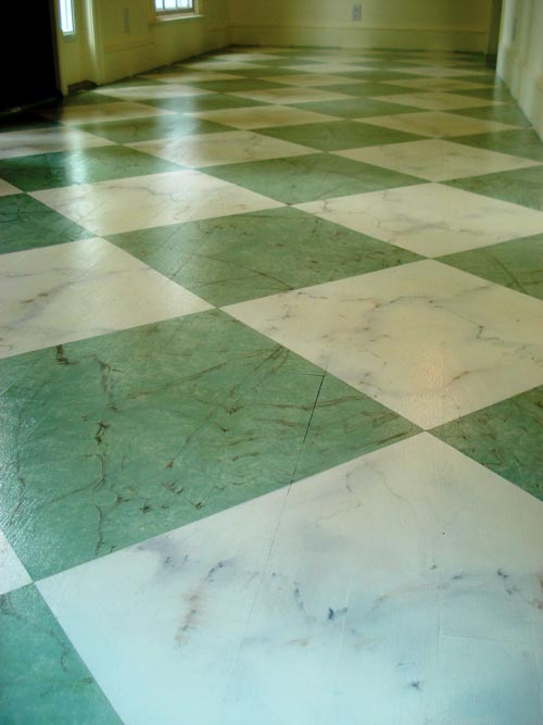 Green Marble Tiles : Green marble flooring