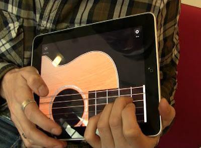 Banda russa faz shows ao vivo usando iPhones e iPads como Instrumentos