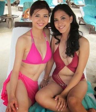 Pesona Tubuh Seksi Wanita Cantik Indonesia Terbaru