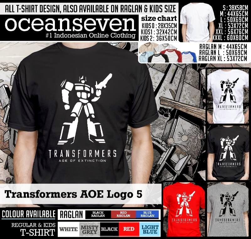 Kaos Transformers AOE Logo 5