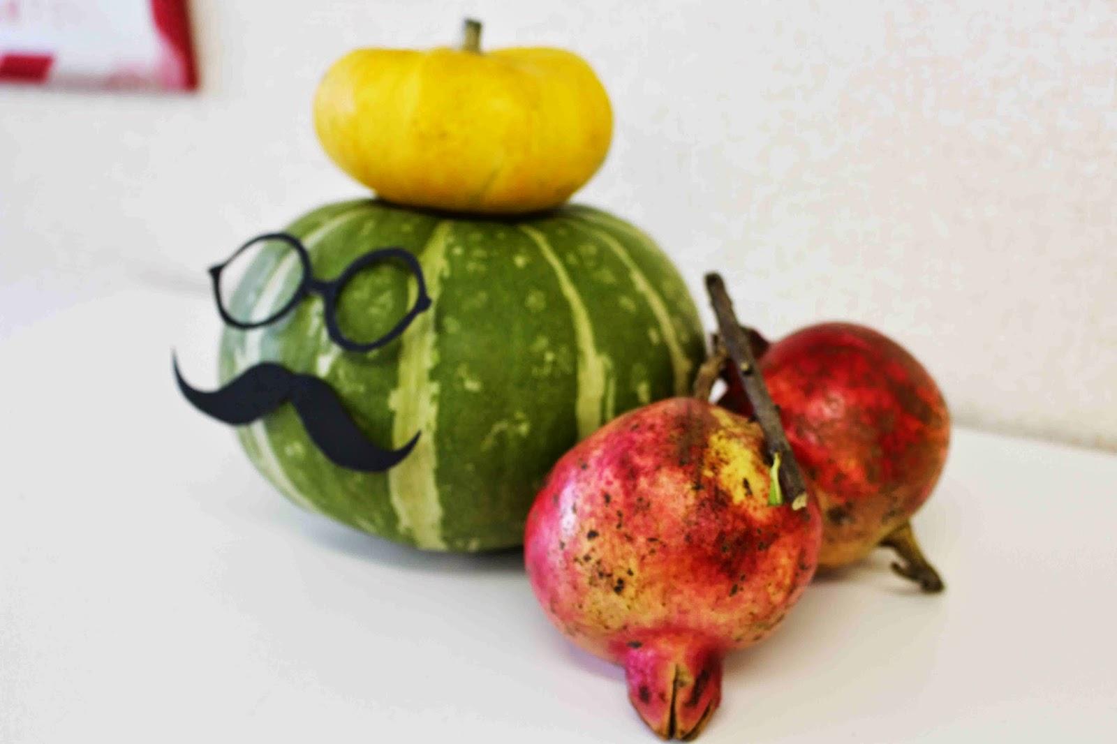 果物や野菜をオブジェのように飾る5つのアイデア