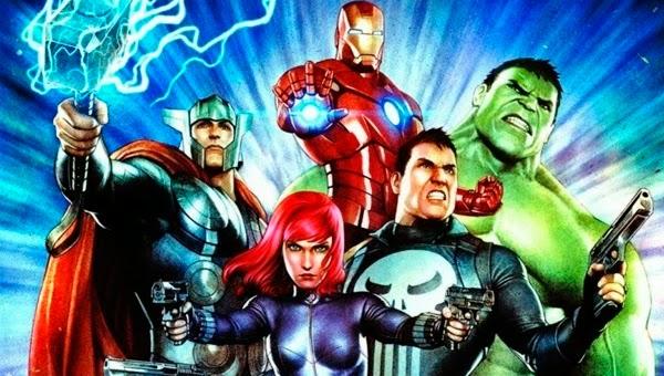 """Crítica """"Los Vengadores: Justicia y Venganza"""""""