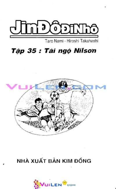 Jindodinho - Đường Dẫn Đến Khung Thành III Tập 35 page 1 Congtruyen24h